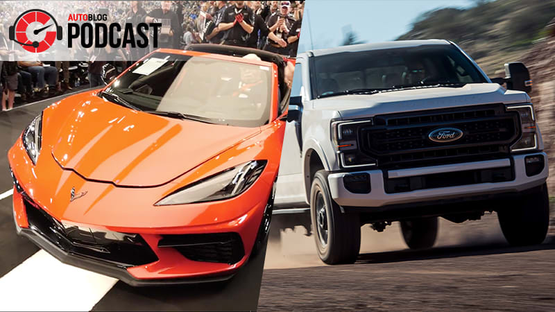 Barrett-Jackson and the 2020 Ford Super Duty | Autoblog Podcast #611