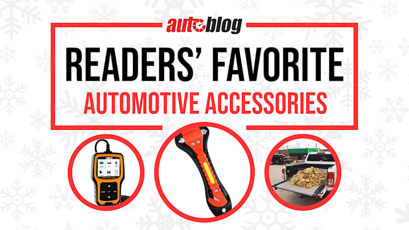 Your favorite automotive accessories from the previous year