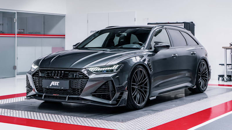 2020 Audi RS6-R by ABT adds 100 horsepower and more visual flair