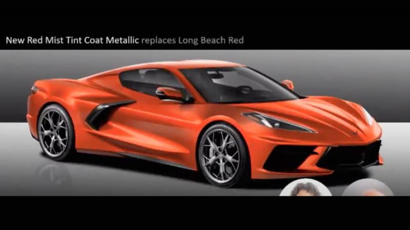 2021 Chevy Corvette base price won't increase 1