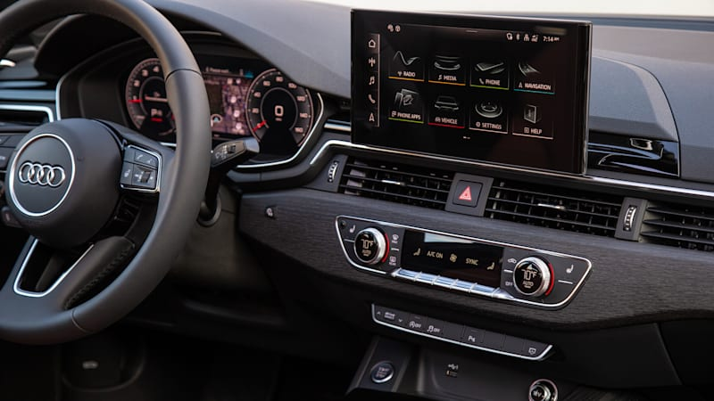 Audi s new infotainment will switch from your favorite station s radio waves to its streaming