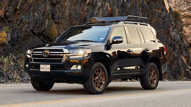 2021 Toyota Land Cruiser, 4Runner, Tundra pricing and special editions announced