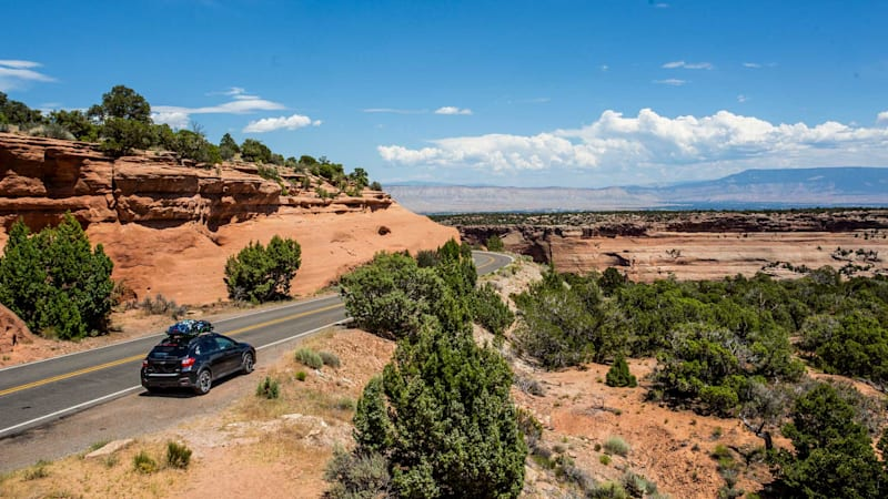 Must-have gear for road-tripping to our national parks