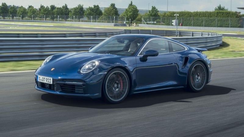 2021 Porsche 911 Turbo Revealed Autoblog