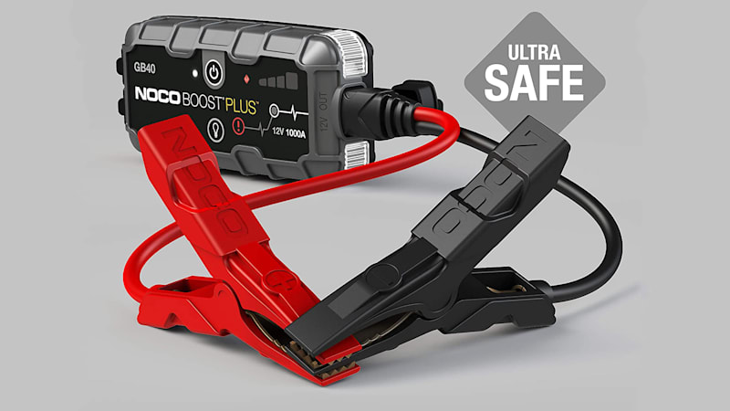 Amazon's top-selling car jump starter is on sale right now