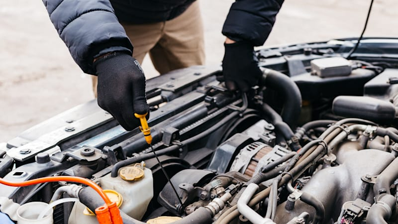 Here's everything you'll need to perform an oil change