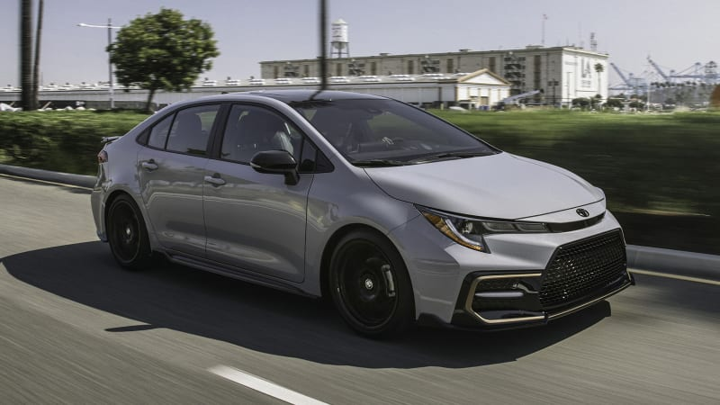 2021 Toyota Corolla Apex First Drive Review | Not the pinnacle of cheap performance