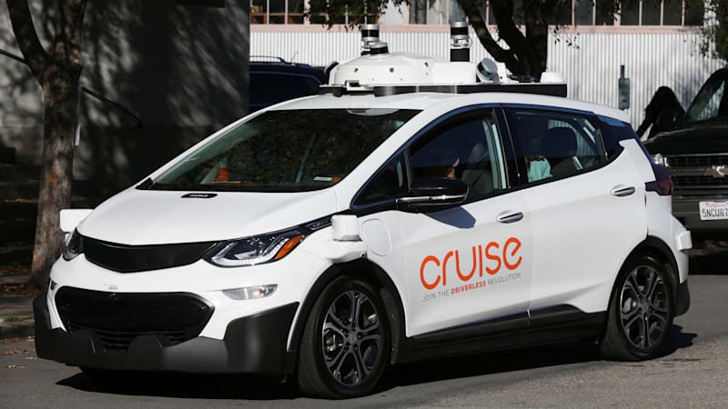 GM's Cruise allowed to drive empty autonomous cars in San Francisco
