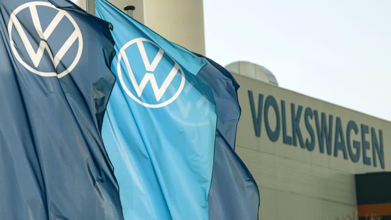 Volkswagen posts quarterly profit despite drop in sales