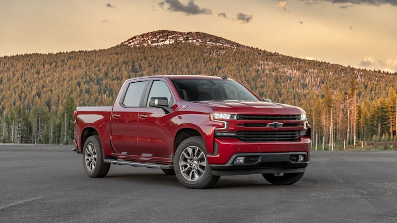 2020 Chevy Silverado 1500 Review | Price, specs, features