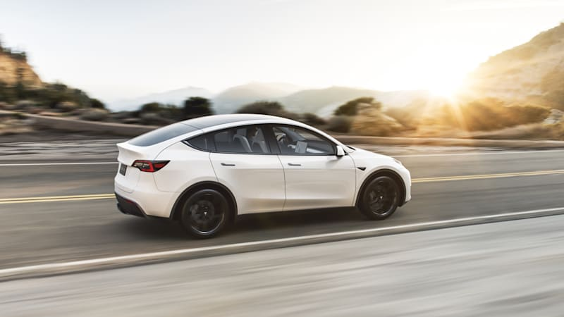 Tesla stops taking orders for the entry-level Model Y