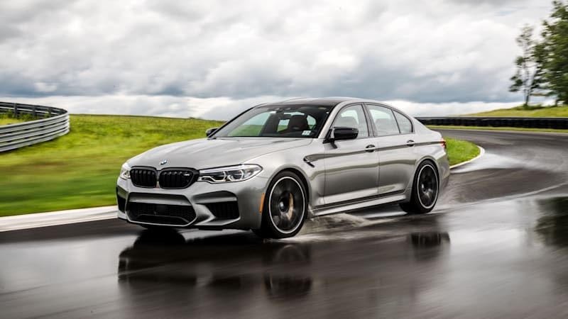 2020 BMW M5 Competition First Drive Review