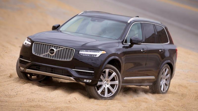 Volvo may debut crossovers bigger than XC90, smaller than