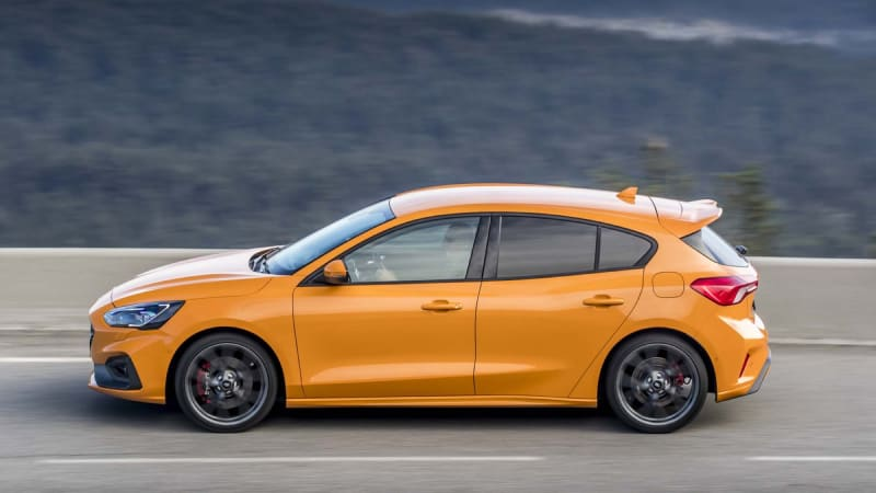2020 Ford Focus ST First Drive Review | Sadly, it's better