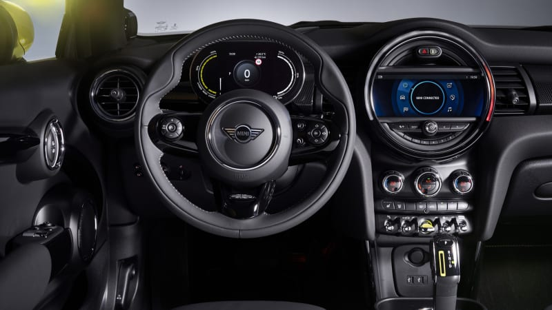 Mini's first all-electric Cooper debuts, arrival date in North America uncertain