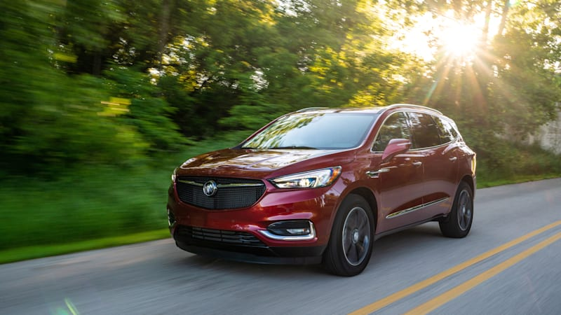2020 Buick Enclave lineup adds Sport Touring trim, new tech features