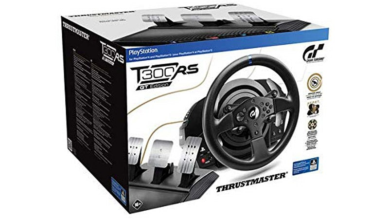 These 4 great racing game accessories are all on sale today
