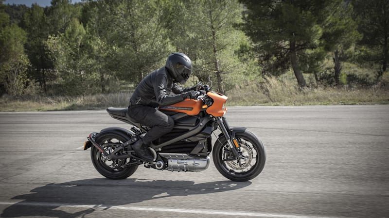 2020 Harley-Davidson LiveWire First Ride Review | Specs