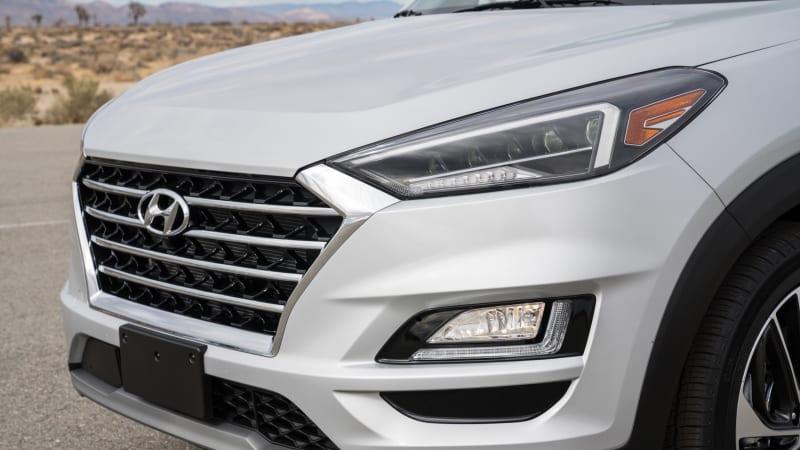 2019 Hyundai Tucson Information