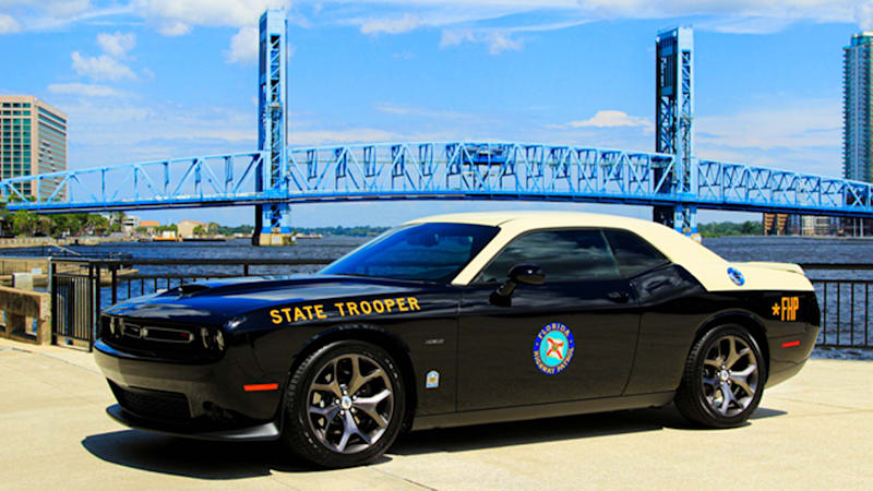 Vote for the best-looking state police cruiser