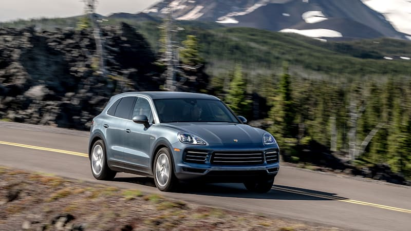 2019 Porsche Cayenne E-Hybrid Second Drive Review