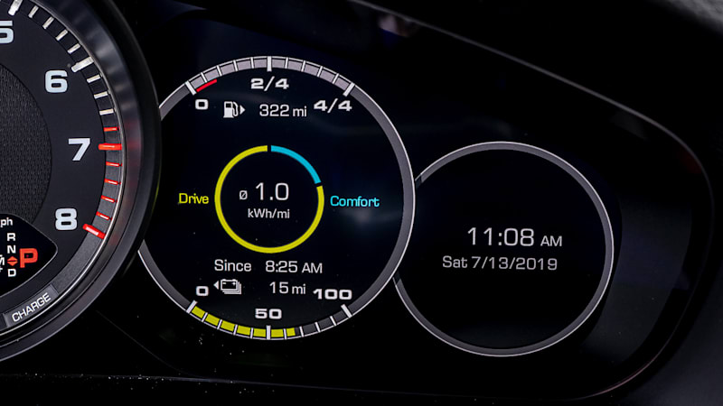 2019 Porsche Cayenne E-Hybrid Second Drive Review   Specs