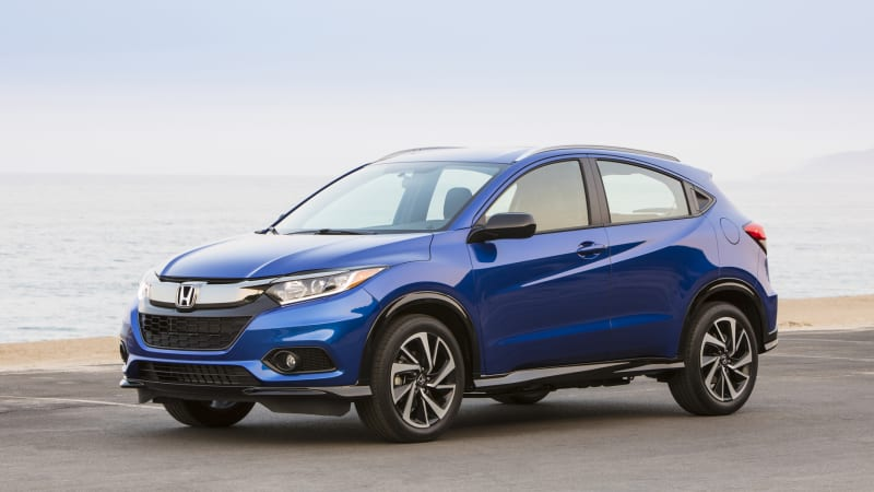 2019 Honda HR-V Review