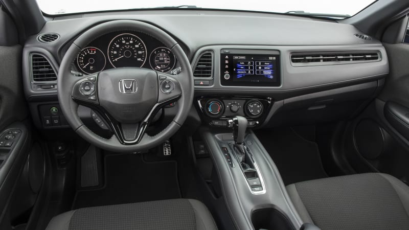 2019 Honda Hr V Review Price Specs Features And Photos