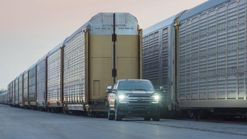 Ford warns its upcoming Rivian-based EV won't necessarily be a pickup
