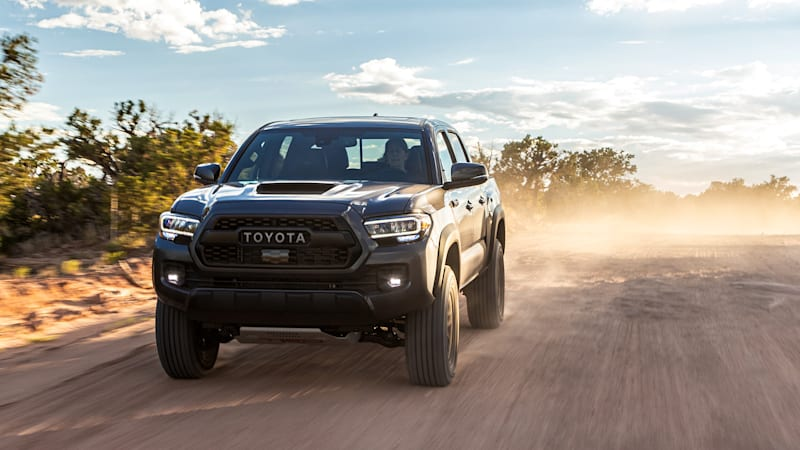 2020 Toyota Tacoma First Drive Review | Highly competent complacency