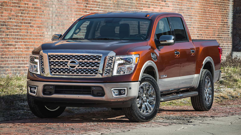Nissan recalls 91,000 an pickups with faulty alternator ... on