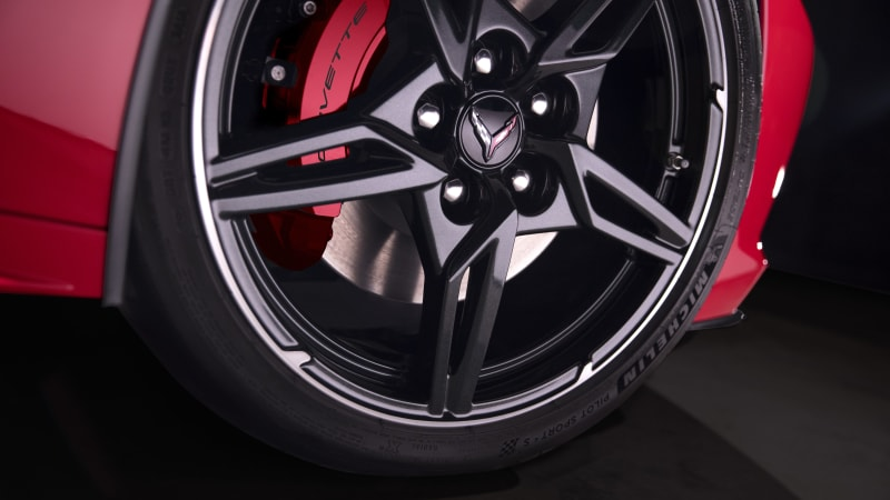 2020 Chevy Corvette C8 gets adjustable brakes, here's how