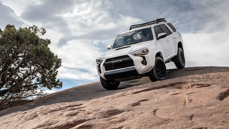 2020 4Runner First Drive Review | Photos, specs, impressions