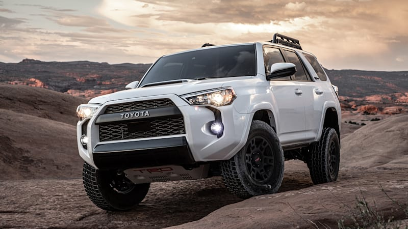 2020 Toyota 4runner Redesign, Price >> 2020 4runner First Drive Review Photos Specs Impressions
