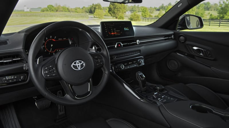 2020 Toyota Supra owners may have to pay for Apple CarPlay