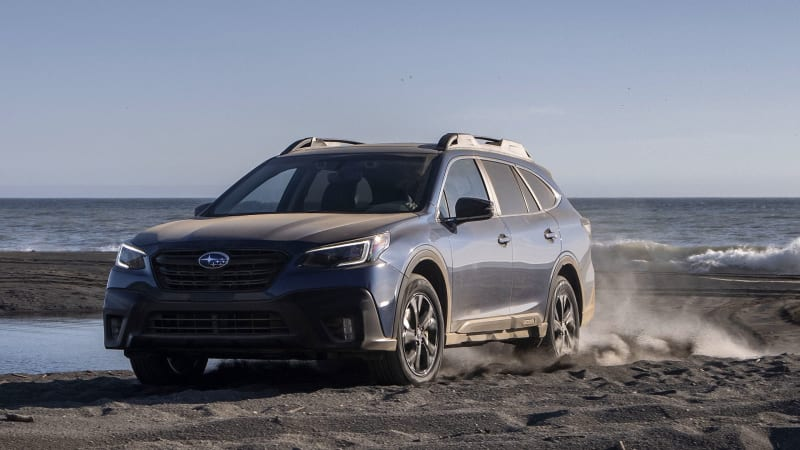 2020 Subaru Outback First Drive Review | The big payoff