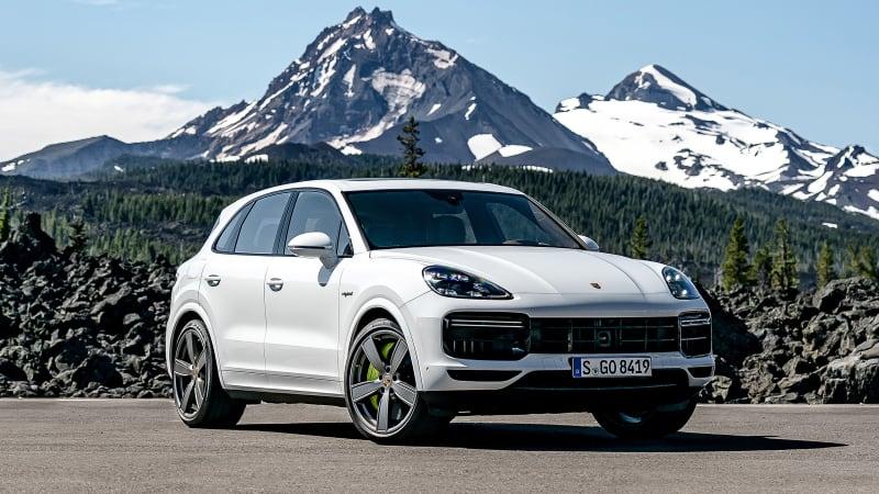 2020 Porsche Cayenne Reviews