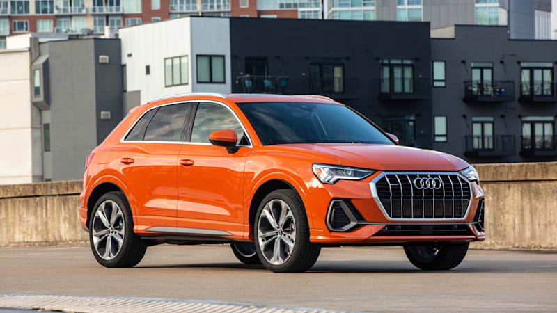 2019 Audi Q3 Second Drive Review | Entry level done right