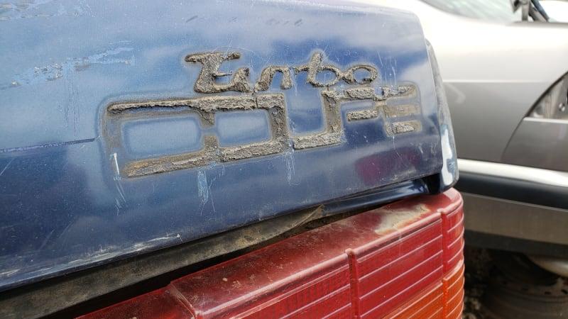 Junkyard Gem: 1991 Volvo 780 Bertone Coupe | Autoblog