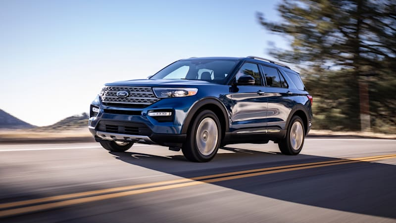 New Ford Explorer >> 2020 Ford Explorer And Lincoln Aviator Recalled For Two