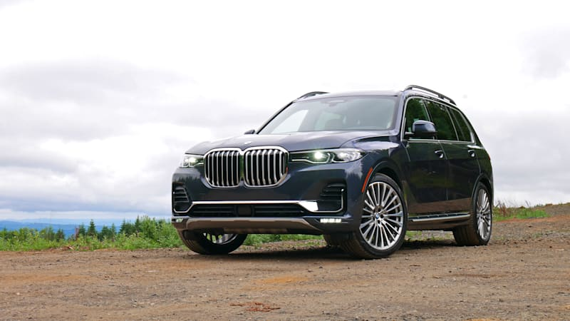 2020 BMW X7 Reviews