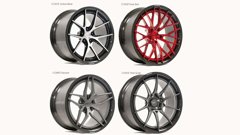 Hubcap Tire And Wheel >> Forgeline And Dymag Release Two Piece Carbon Fiber And Aluminum