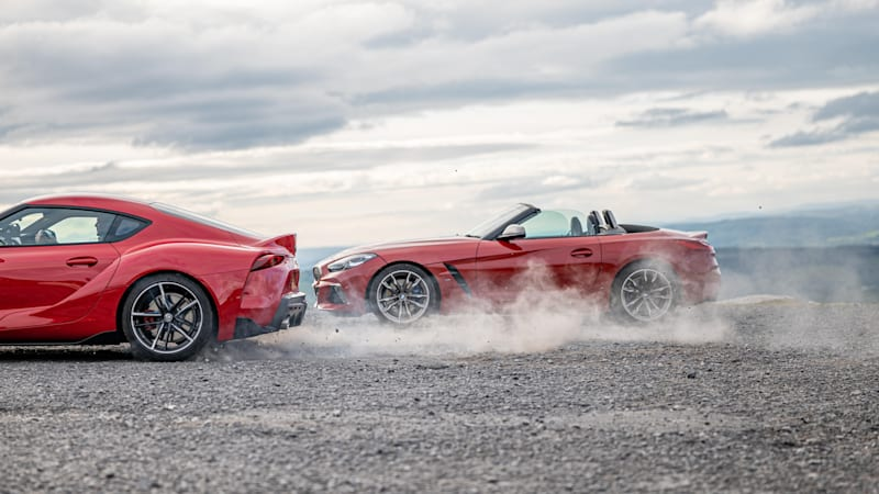 'Top Gear' episode 5 recap | Supra bickering, plus a special F1 car