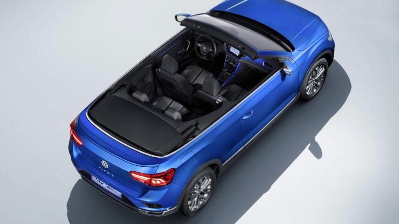 Fiat добавит конвертируемую версию своего кроссовера 500X.