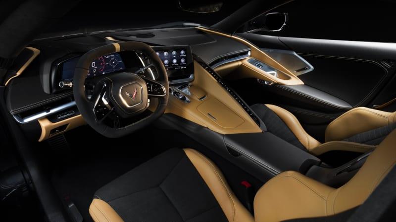 Gm Color And Trim Design Manager Brett Golliff Talks 2020 Chevy Corvette Interior Autoblog