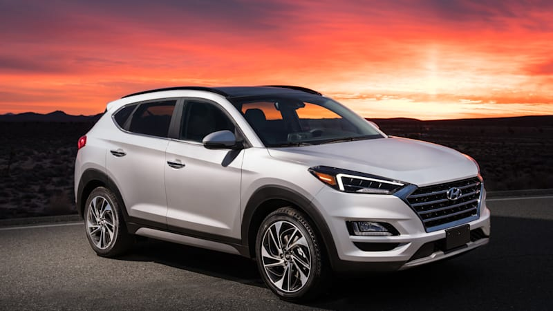 2020 Hyundai Tucson Changes Colors Not Much Else Autoblog