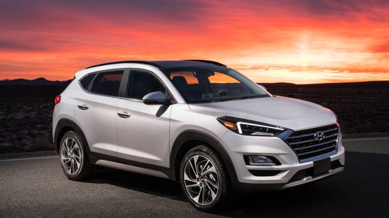 2020 Hyundai Tucson Colors.2020 Hyundai Tucson Changes Colors Not Much Else Autoblog