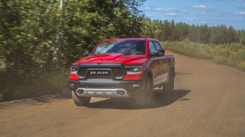 2020 RAM 1500 Pictures