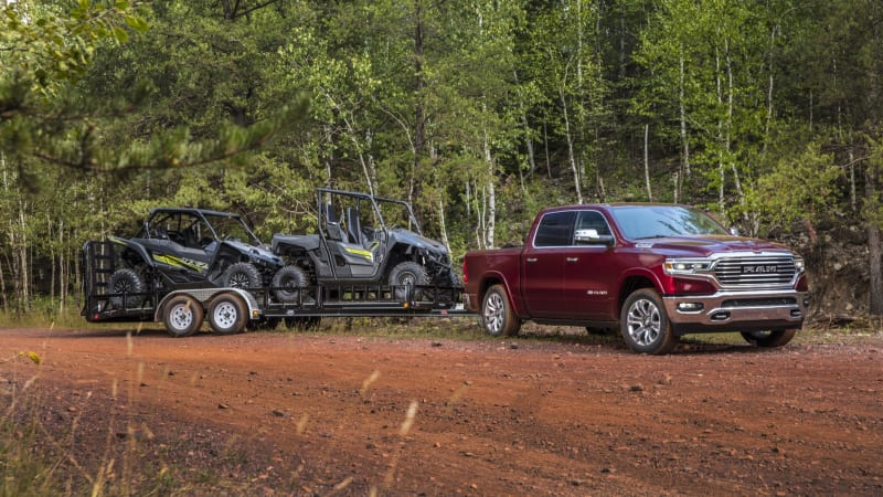 2020 Ram 1500 EcoDiesel First Drive   What's new, fuel