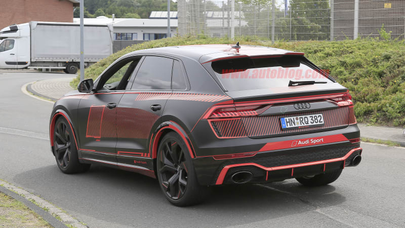 Картинки по запросу Audi Q8 RS